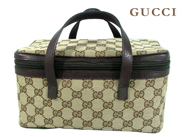 outlet store 4722e 8297d ブランドショップTWO: 【グッチ バニティ 格安】GUCCI GG柄 ...